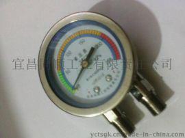 不鏽鋼差壓表壓差表同順工控TS-CB