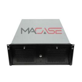 深圳19寸4U工控機箱K465F選配2個12CM風扇2個8CM風扇