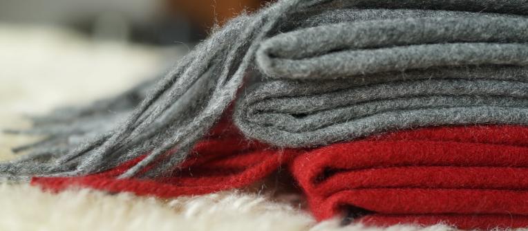 围巾,流苏围巾,山羊绒围巾