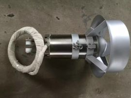 冲压式QJB1.5/8潜水搅拌机