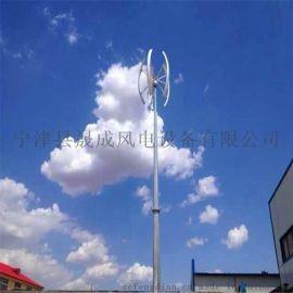 风光互补小型永磁低风速并网500W微型水平轴风力发电机