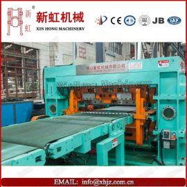 钢卷金属飞剪生产线 全自动高速整平矫平剪板机