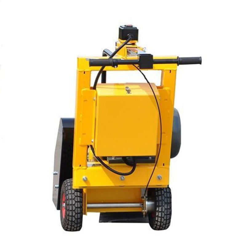 混凝土铣刨机,小型混凝土铣刨机,沥青混凝土拉毛机
