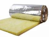 5公分厚贴铝箔玻璃棉卷板管价低质量好生产厂家