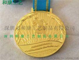 哪里可以做运动会奖牌 深圳金属奖牌制作