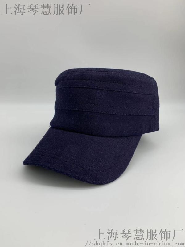 軍帽平頂帽上海源頭實體工廠