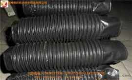 天津供应耐酸碱耐高温油缸保护套/油缸伸缩套/丝杠防护罩热销