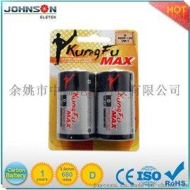 电池厂家热销产品D型1号电池碳性干电池