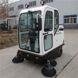 小林牌XLS-1900电动扫路车,环卫道路清扫设备,清扫效率高,吸扫不扬尘