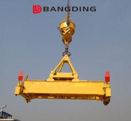 BANGDING液压伸缩吊具,20尺40尺集装箱吊具,液压带旋转吊具