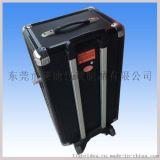 廠家專業設計與生產攜帶型音響系統鋁箱,拉桿移動音箱航空箱