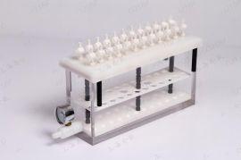 固相萃取仪有机玻璃透明机体