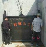 附壁式鑄鐵鑲銅閘門附壁式閘門銷售