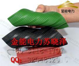 湖北鄂州绝缘胶皮配电室绿色绝缘橡胶板厂家绝缘地毯