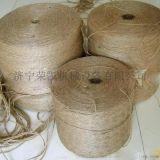 供應圓捆機優質麻繩 三股黃麻繩