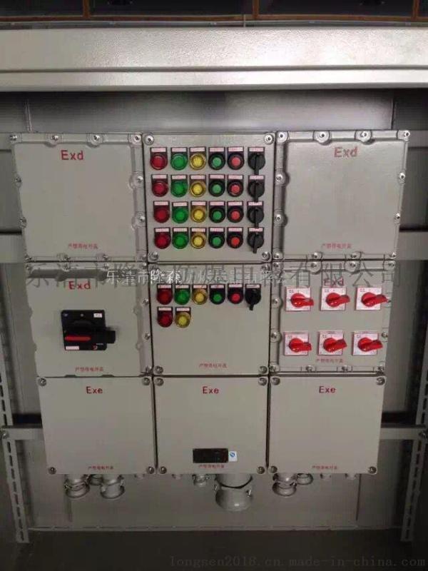 【隆森防爆】厂家直销 BSG-T系列防爆配电柜 防爆照明配电柜 配电箱