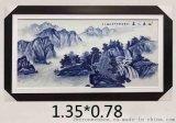 釉下青花瓷板畫_青花瓷板畫價格_景德鎮瓷板畫生產廠家