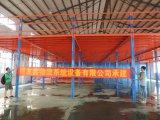 北京钢结构式平台设计生产厂家-北京得友鑫货架公司