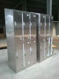 供应不锈钢储物柜不锈钢更鞋柜医疗洁净柜