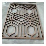 廣東廠家來圖專業定製方管焊接鋁合金窗花 雕刻鋁窗花