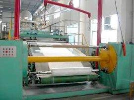 玻璃纤维湿法毡生产线设备