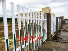 PVC护栏庭院围墙 PVC变压器护栏供应商