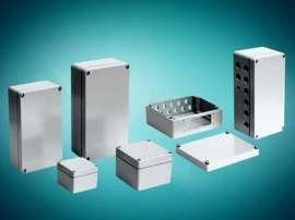 仿威图铸铝盒,宣墨GA铸铝盒,工业配电盒,户外防雨按钮盒