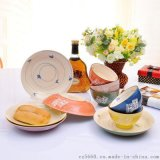 陶瓷餐具套装定制厂家/碗具订做