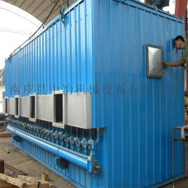 沧州中冶锅炉袋式除尘器生产厂家  锅炉专用简单方便