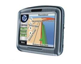 GPS语音导航仪 (FS-160)