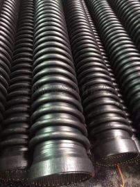 HDPE缠绕结构壁B型管高密度聚乙烯大口径管材