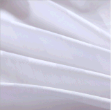 定制五**酒店全棉牀上用品四件套 賓館白色純棉貢緞牀品套件