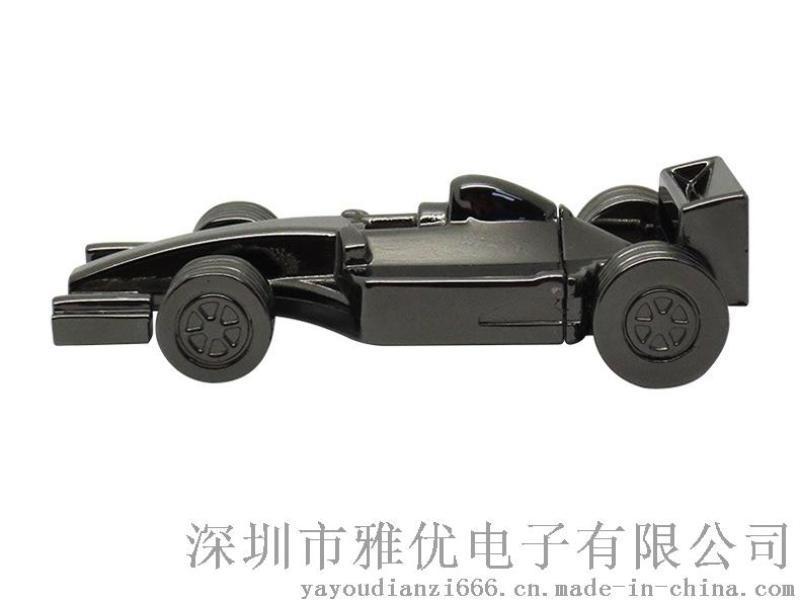 F1赛车U盘 金属汽车u盘 廣告禮品u盤定制