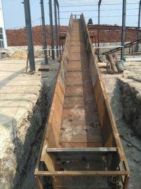 链板输送机配件价格运输平稳 铁件运输链板输送机型号加工厂家