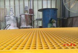 玻璃钢污水沟踏步板玻璃钢格栅4s店洗车房格栅