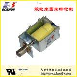 自动门锁电磁铁推拉式 BS-1040L-52