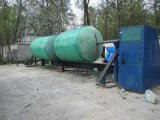 农村厕所改造化粪池 玻璃钢化粪池节约空间