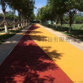 陶瓷颗粒防滑车道|陶粒地坪施工|陶瓷颗粒路面材料