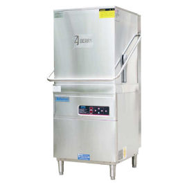 酒店饭店食堂专用厨房设备 商用洗碗机 揭盖式洗碗机