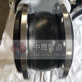 耐腐蚀耐高温耐磨橡胶接头 四氟PTFE柔性软接头