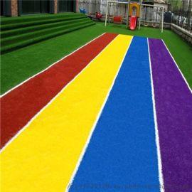蛟河人造草坪,幼儿园草坪地毯,足球场草坪