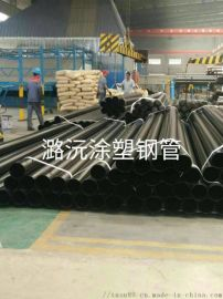 辽宁 热浸塑钢管 涂塑钢管厂家