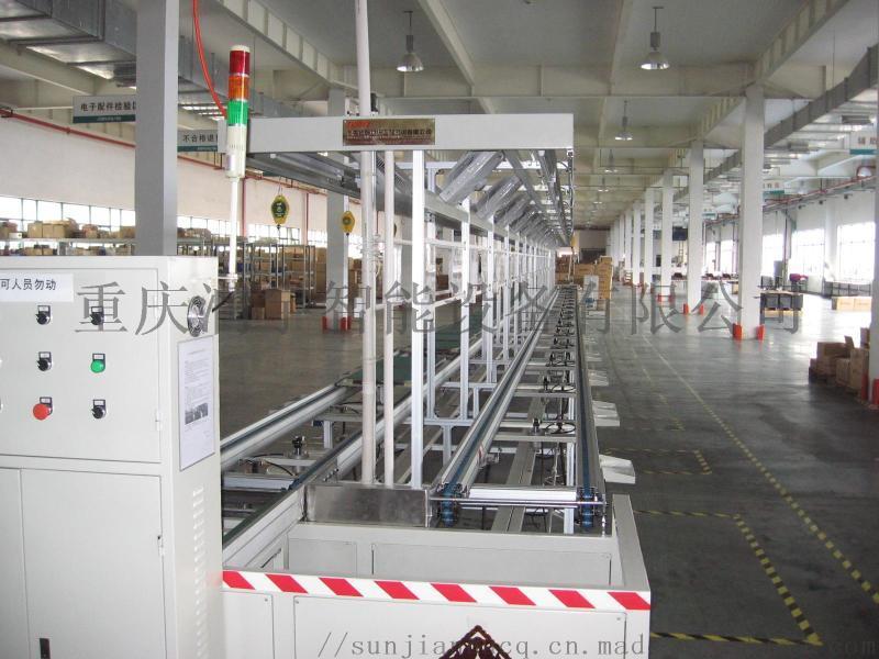 设备生产线  设备生产总装  输送线