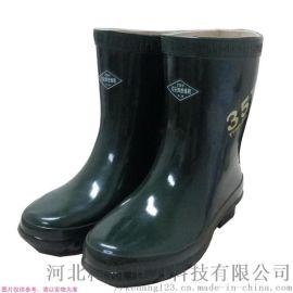 高压绝缘鞋电工鞋/10kv绝缘胶鞋雨鞋