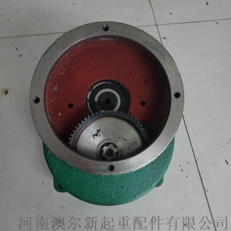 LD變速驅動裝置 _ 電動單樑起重機LD齒輪變速箱