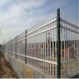 围墙护栏栅栏、锌钢围墙护栏、围墙护栏颜色