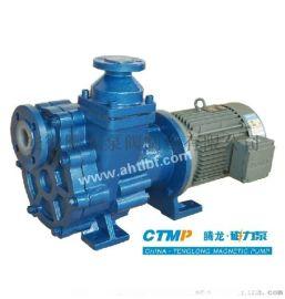 衬氟自吸磁力泵ZFT