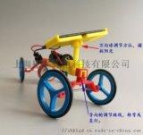 兒童益智玩具太陽能小車DIY科技小實驗 拼裝玩具