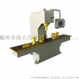 高精密校直机 数控数显高精度液压校直机 单柱油压机