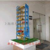 水準橫移式立體車庫模型定製立體停車庫模型
